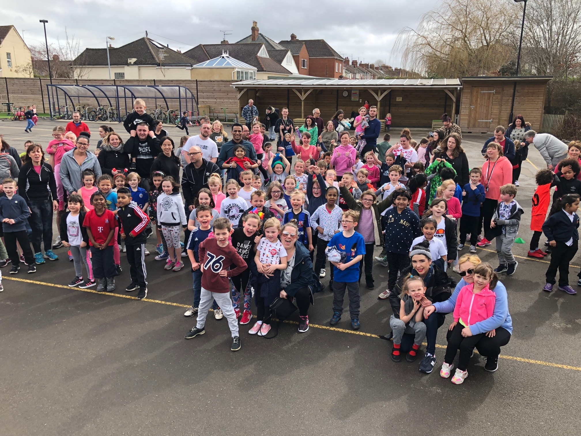 Sports Relief Mile (View more photos here)